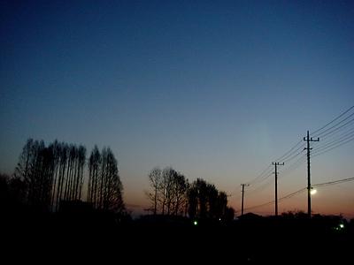 日の昇る前2
