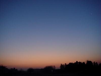 日の昇る前3